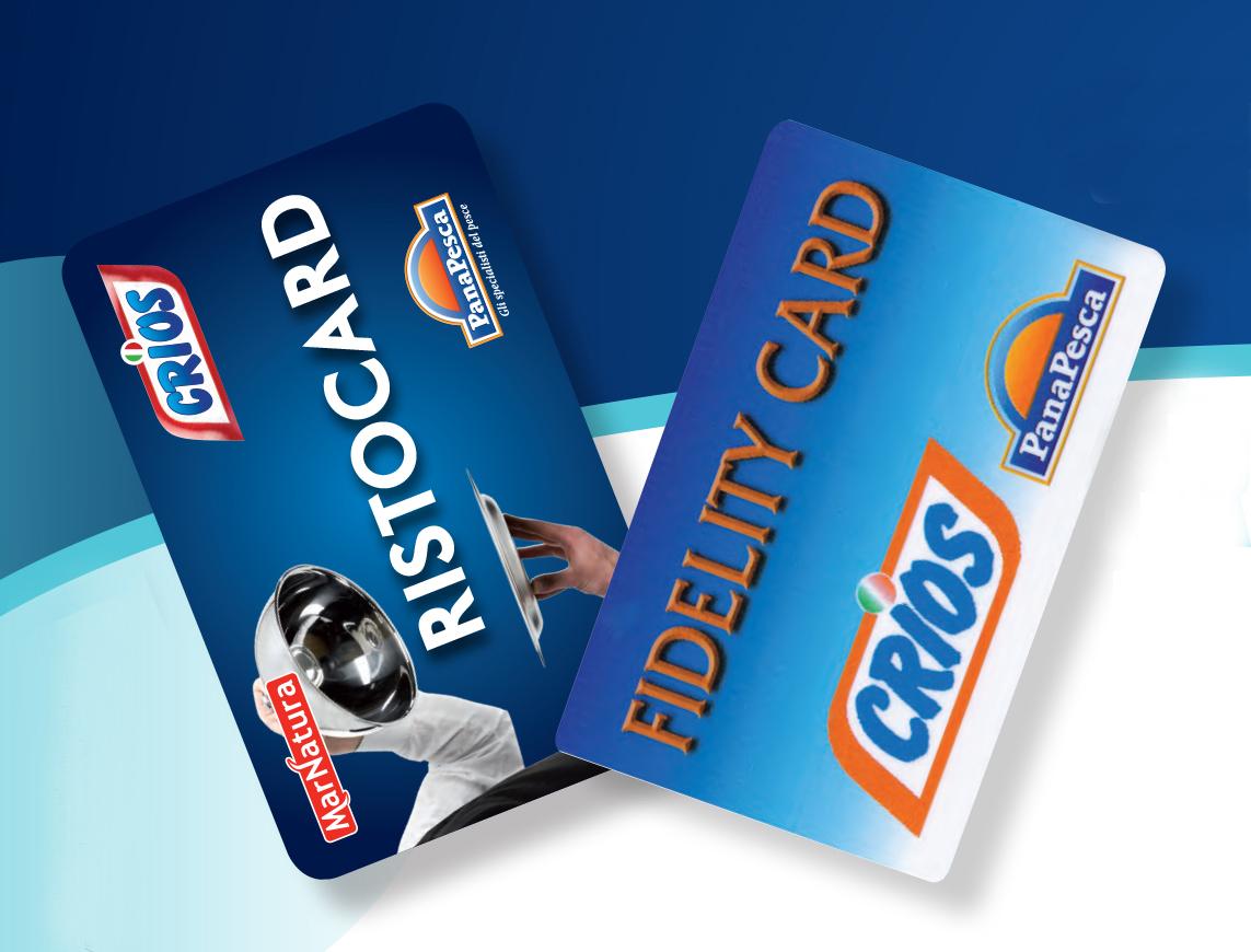 Puoi ricevere premi e listini riservati gratuitamente con le nostre carte, richiedile adesso al tuo negoziante di fiducia!
