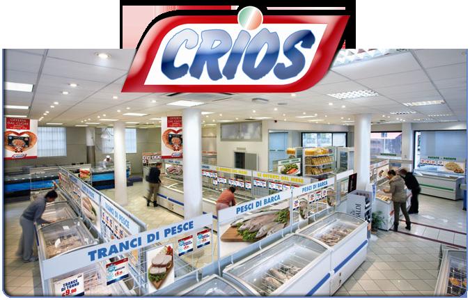 negozi panapesca - crios
