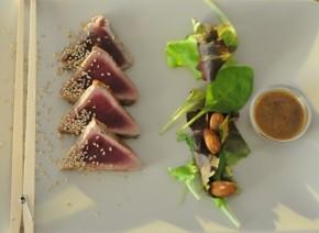 filetto di tonno surgelato